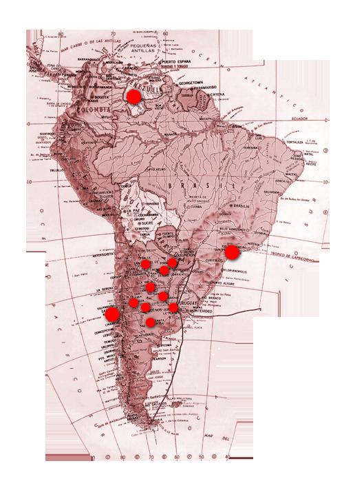 Mapa-Mercados