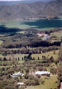 Fábrica de Nuevo Rumbo S.A. en Calamuchita
